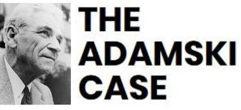 The GEORGE ADAMSKI Case