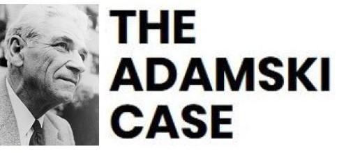 The GEORGE ADAMSKI Case
